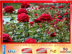 無料ゲームのPuzzle Craze - Rose Gardenをプレイ