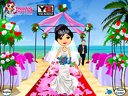 Beach Wedding game
