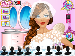 Juega al juego gratis Last Minute Makeover - Wedding