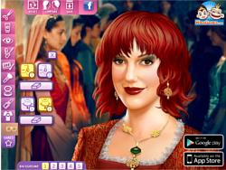 Roxelana True Make Up game