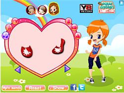 Rope Skipping Dressup game
