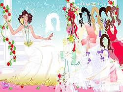 Rose Bride Dressup