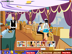 Detective Jealous game