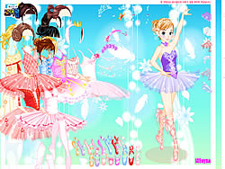 Ballerina Dress up 2