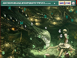 gra Dragon Hidden Alphabets