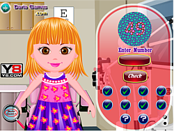 Eye Care - Save your eyes game