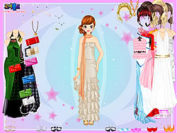Red Carpet Dress up game