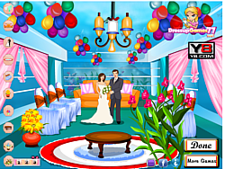 Under Water Prom Party game