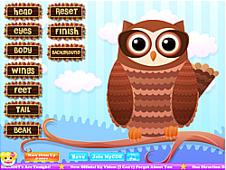 Owl Design game