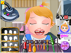 Baby Juliet Dentist game