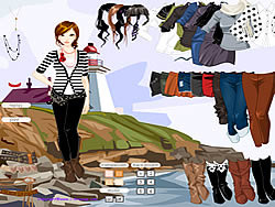 Girl Dressup 34 game