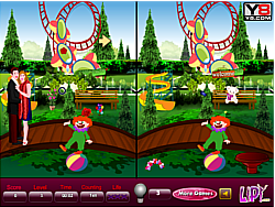 Valentines Day Special Spot The Difference game