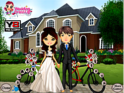Bicycle Wedding game