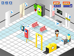 Frenzy Airport game