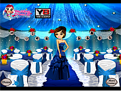 Blue Wedding game