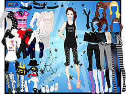 Dots and Beads Dressup