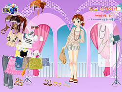 Spotlight Dressup 3 game