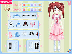 Make A Dream-like Doll game