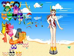 Beach Wear Dressup