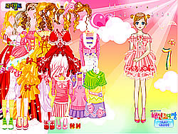 Ball Gown 2 Dress Up game