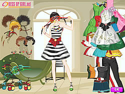 Renew your Style Dressup game