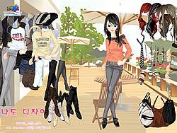 Campus Girl Fashion game