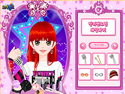 Punk Make Up game