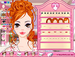 Makeover Designer game