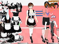 Spielen Sie das Gratis-Spiel  French Maid