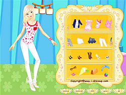 Girl Dressup Makeover 7 game