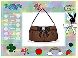 Create A Handbag game