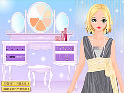 Ruffle Perfection Dressup game