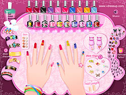 Cool Manicure game