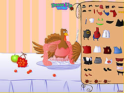 Yummy Turkey game