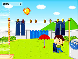 Drying Game game