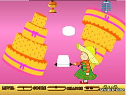 Cake Tower game
