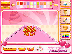My Little Bakery game