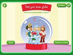 Create A Snow Globe game