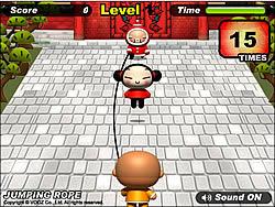เล่นเกมฟรี Jumping Rope