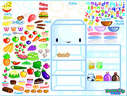 Cute Fridge game