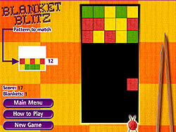 Blanket Blitz game