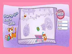 Soda Pop Girls - Kitty Cat Catch Game game