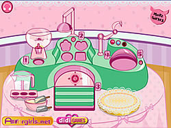 Kitty Biscuit Factory game
