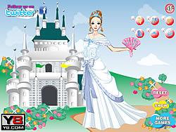 Dancing Princess Dress Up game