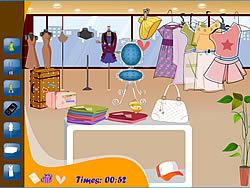 Shopping Fun game