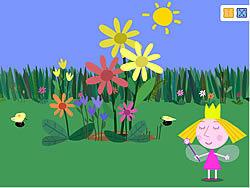 Holly's Magical Garden game