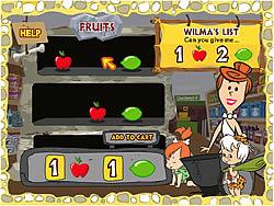 Pebbles & Bam Bam's Shopping Spree game