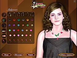 Emma Watson's Spells game