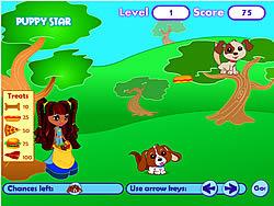 Puppy Star - Puppy Treat Game game