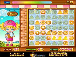 J-Donut game